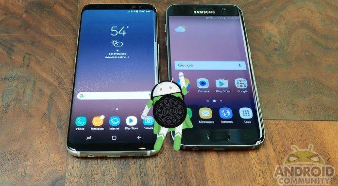 Samsung Galaxy S8, S8+ on T-Mobile start receiving Android Oreo