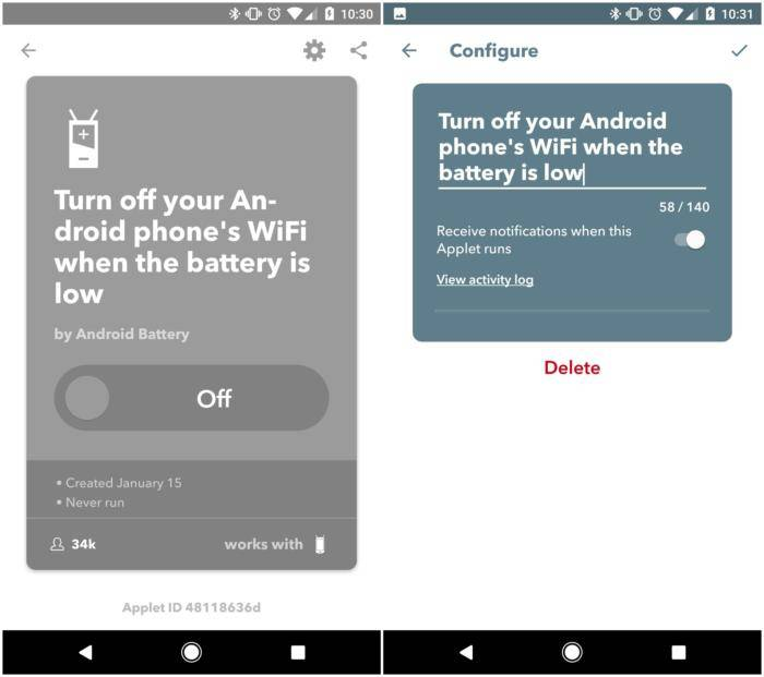 Wifi Permission Android