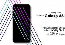 Samsung Galaxy A6 A6+