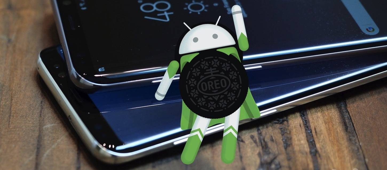Samsung S7 Edge Oreo