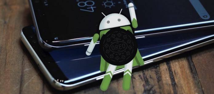 Samsung Galaxy S7 S7 edge Android 8.0 Oreo