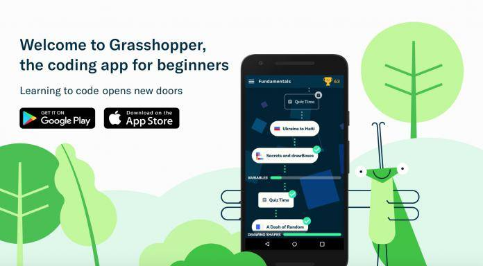 Grasshopper app from Area 120 teaches you basic coding
