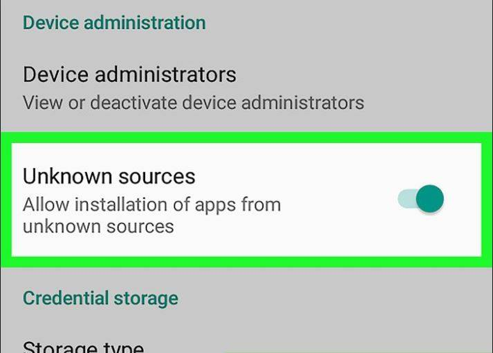 HOW TO: Sideloading apps on your Android device - Android Community