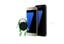 Android 8.0 Oreo Samsung Galaxy S7