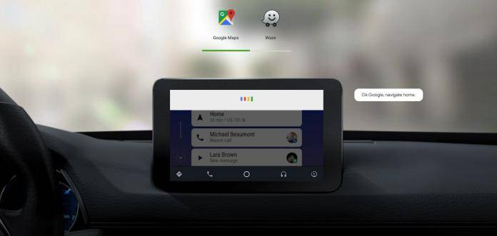 Android Auto 2018