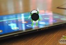 Samsung Galaxy Tab S3 Android Oreo
