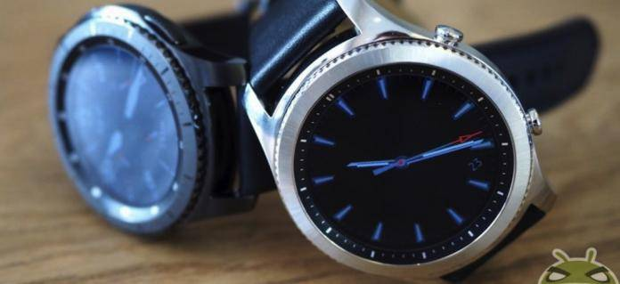 Samsung Gear S4 Wear OS spotted: time for Tizen to retire