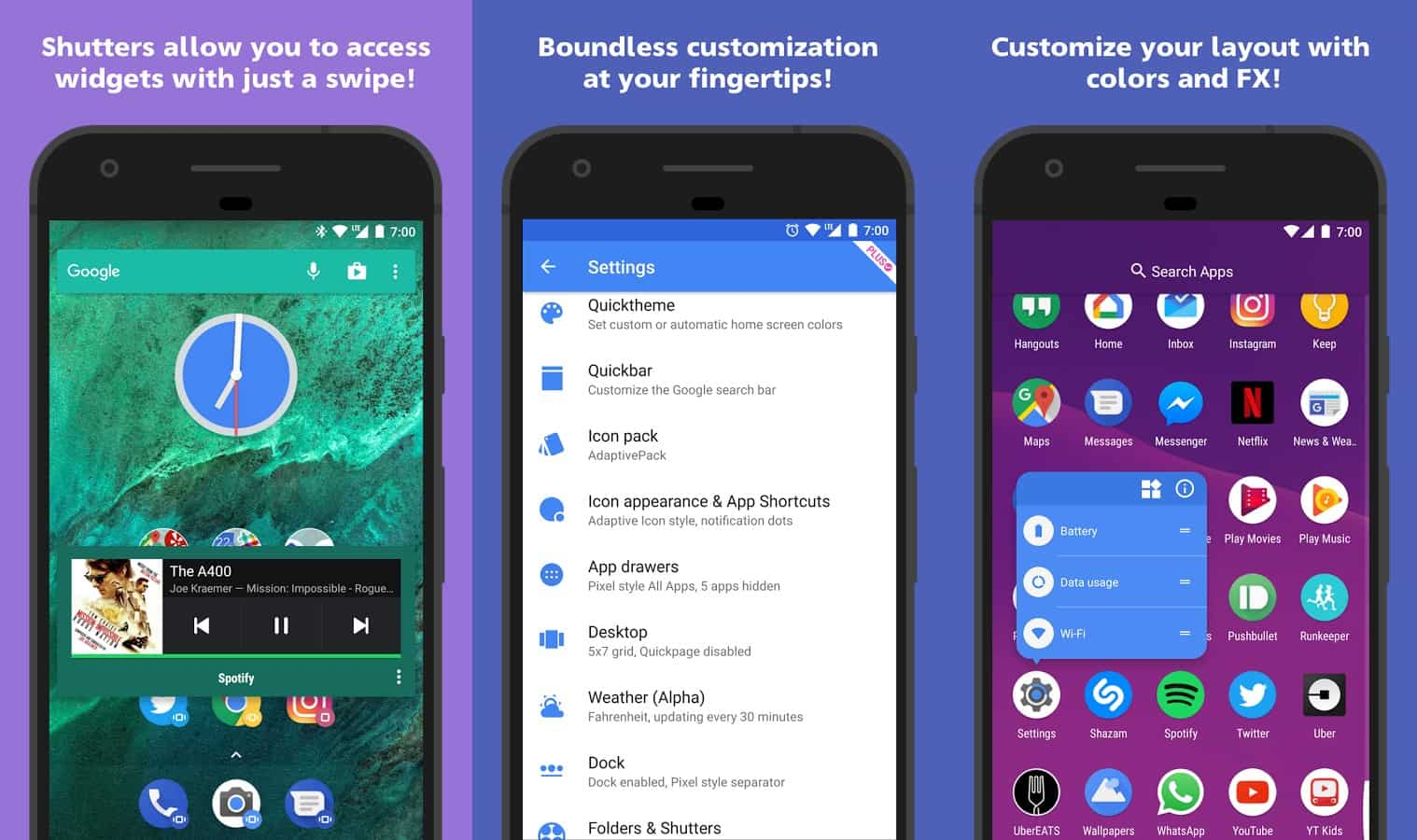 Action Launcher version 35 brings Android P looks, features