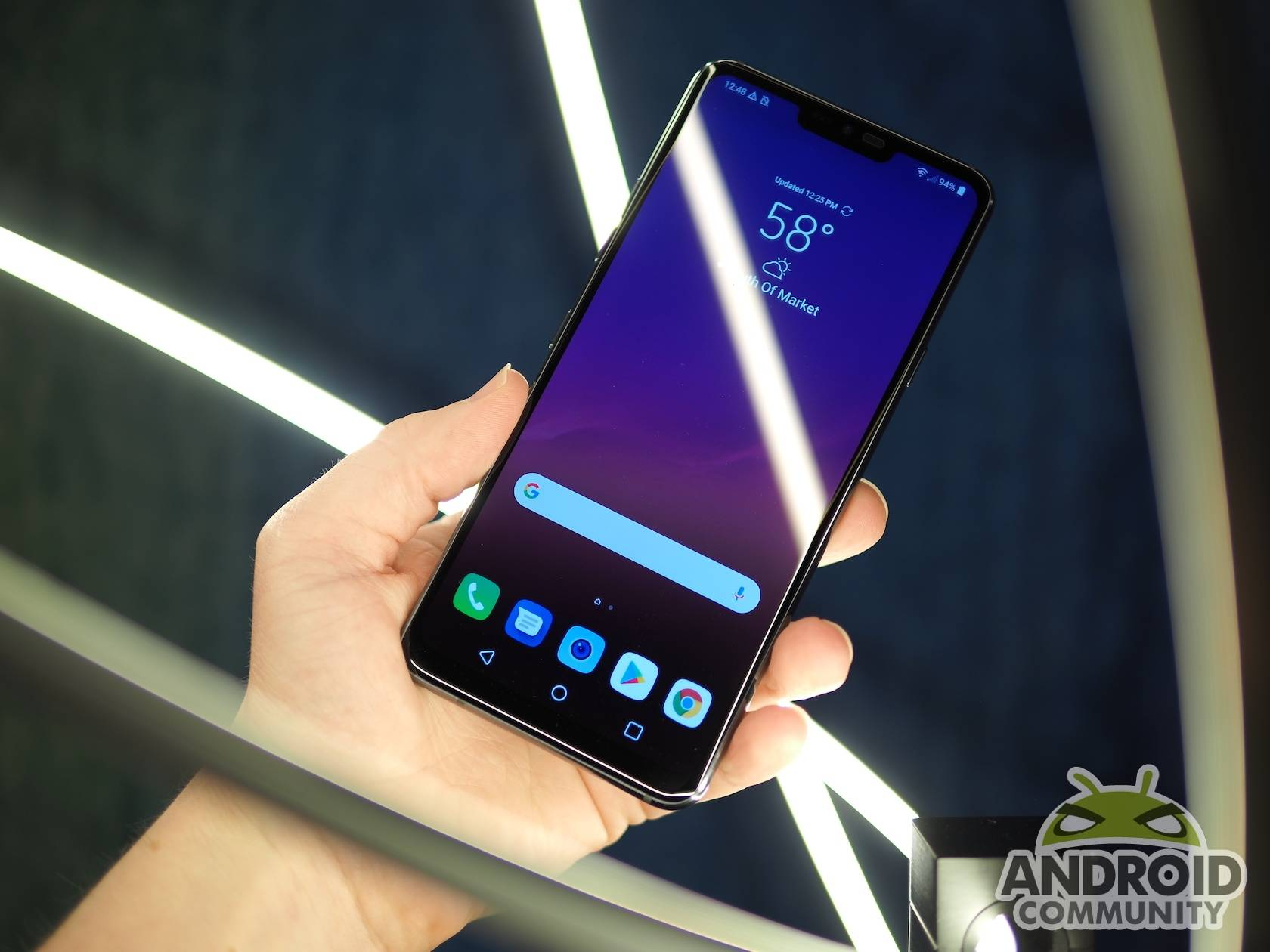 LG G7 ThinQ hands-on - Android Community