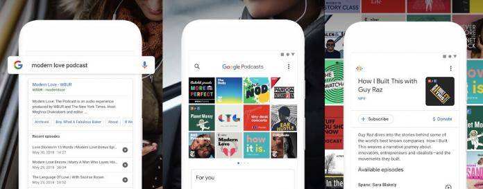 Google Podcasts Hands-on