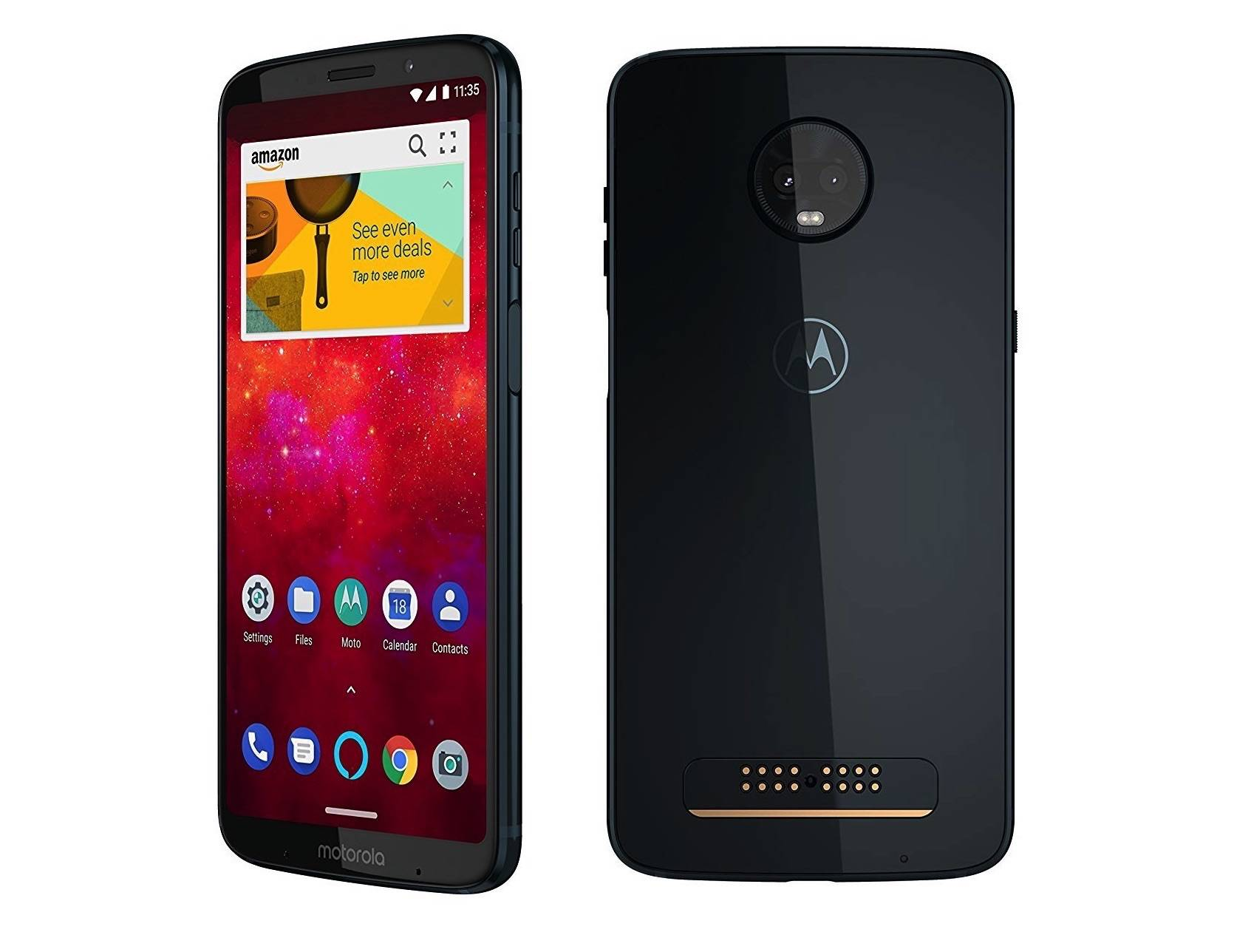hot sale online 0fca0 a7a29 Moto Z3 Play, Moto G6 Play are now Amazon Prime Exclusive phones ...