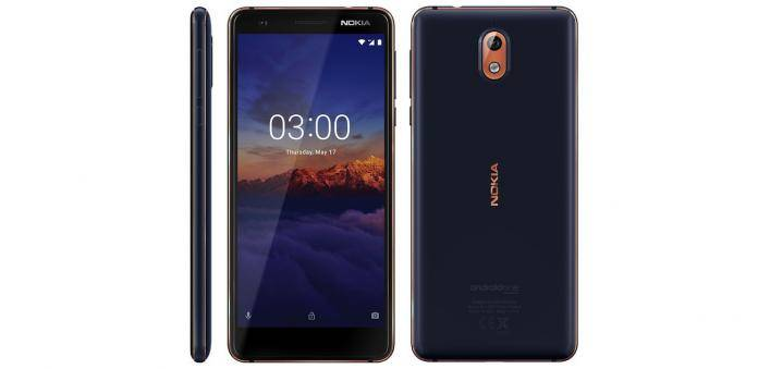 new products b312f 39661 Nokia 3.1 Unlocked version now up for pre-order on Amazon - Android ...