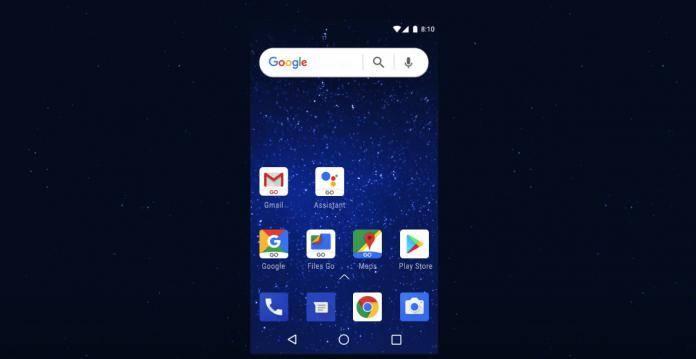 Samsung Android 8.1 Oreo Go Edition