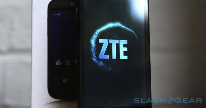 ZTE Trump US Commerce China deal