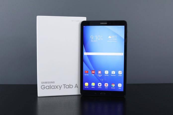 Samsung Galaxy Tab Advanced 2 coming, manual leaks some specs