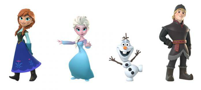 Frozen characters are the latest AR emojis to join the