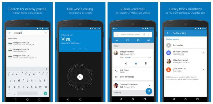 Google Phone app forwards spam calls to voicemail - Android Community