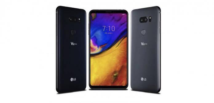 LG V40 Concept Smartphone