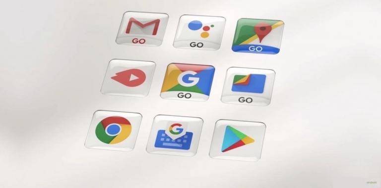Android Go Mobile Apps