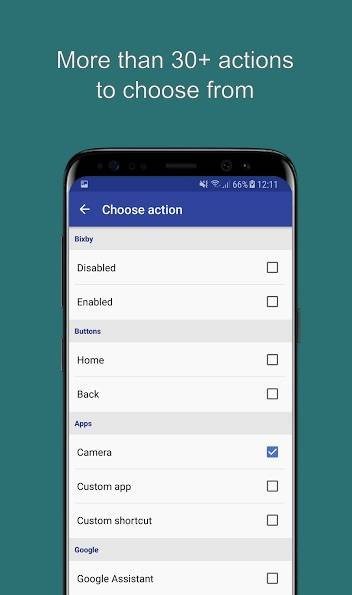 bxActions Bixby button remapper now works on the Samsung Galaxy Note