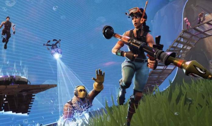 Fortnite Epic Games Review
