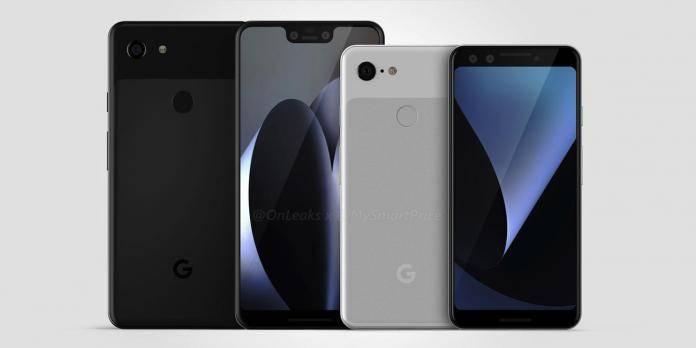 Google Pixel 3 Launch October 9
