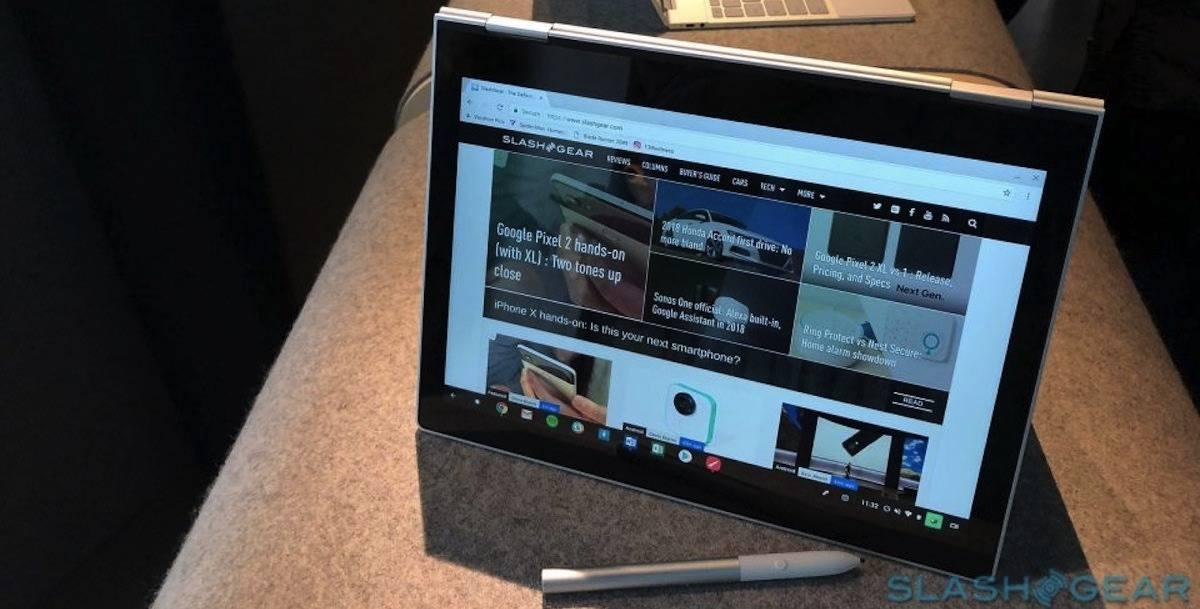 Pixelbook, Chromebooks may dual boot Windows 10 via Campfire