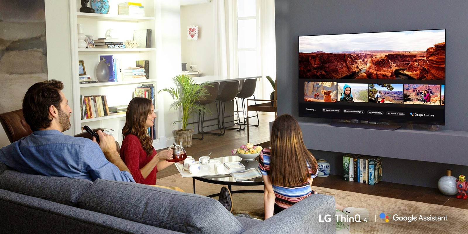 LG TVs with AI THINQ to receive Google Assistant in more countries