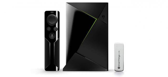 NVIDIA SHIELD TV Smart Home Edition Streaming Media Player