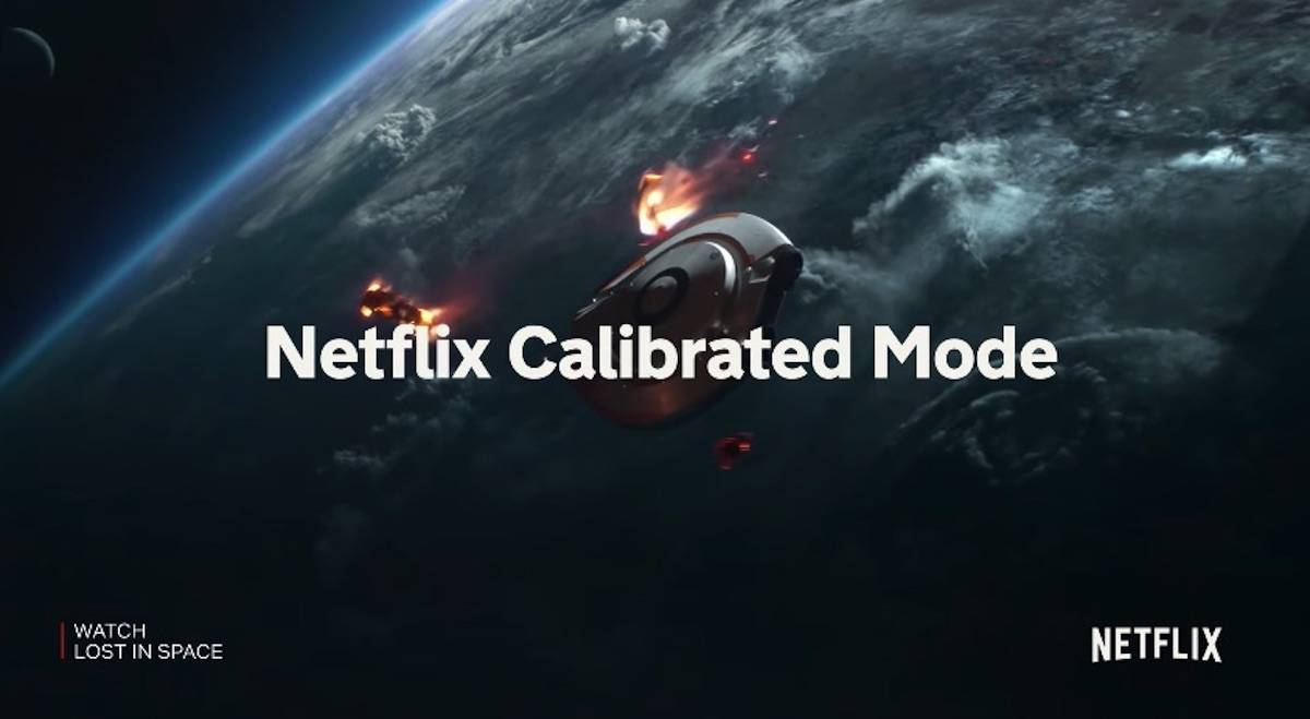 Netflix Calibrated Mode ready on new Sony MASTER Series 4K