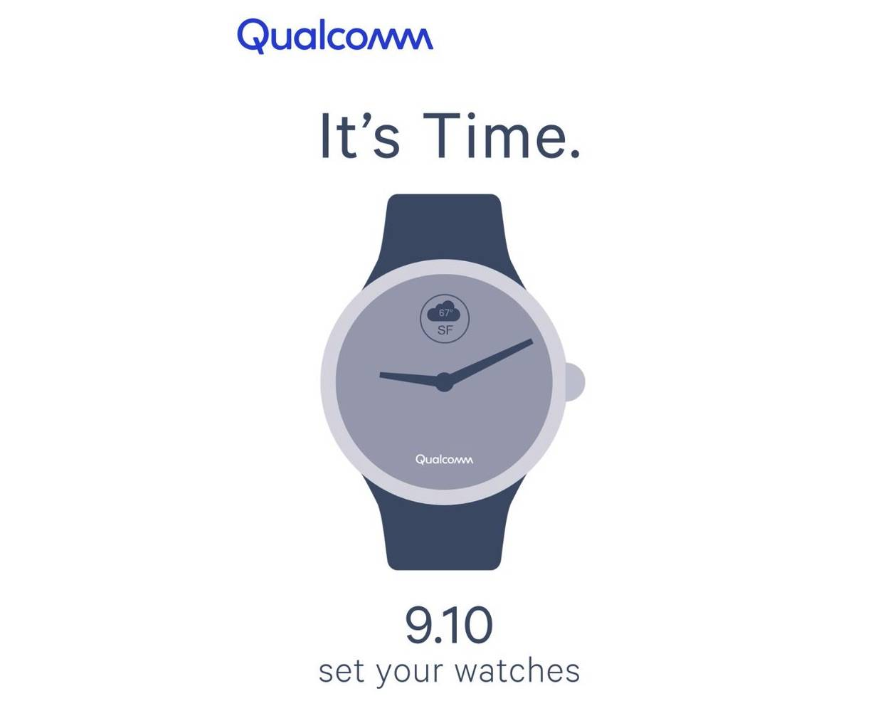 Qualcomm Snapdragon Wear 3100 in the works, may launch next