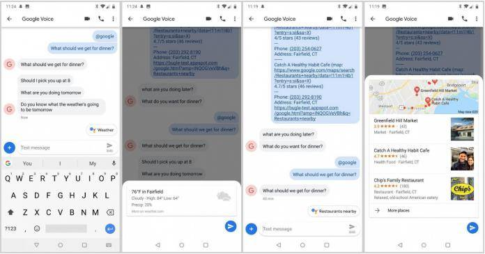 Google testing out Assistant integration with Android