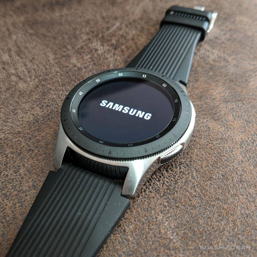 Galaxy Watch seems to meet Samsung's promise upon first
