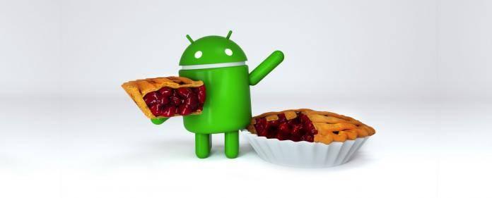 Android 9 Pie Google volume