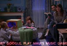 Go on an Adventure with Maui on Google Home