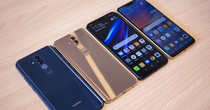 Huawei and Honor benchmark