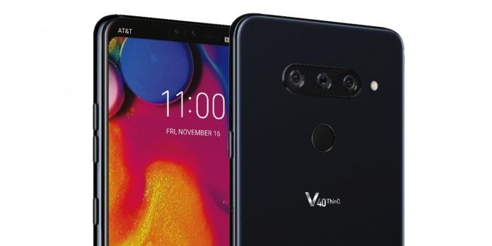 LG V40 ThinQ AT&T