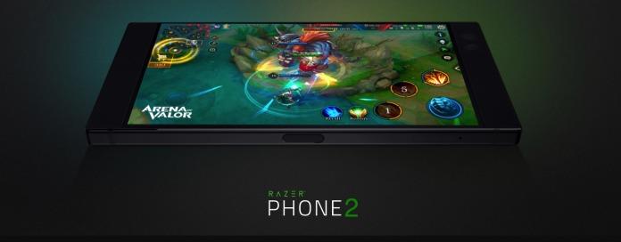 Razer Phone 2 2nd-Gen Specs