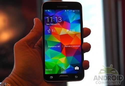 Samsung Galaxy S10 Flat Variant Concept