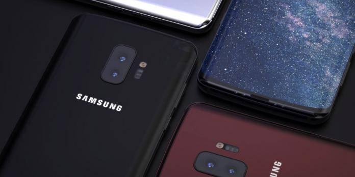 Samsung Galaxy S10 Four Phones