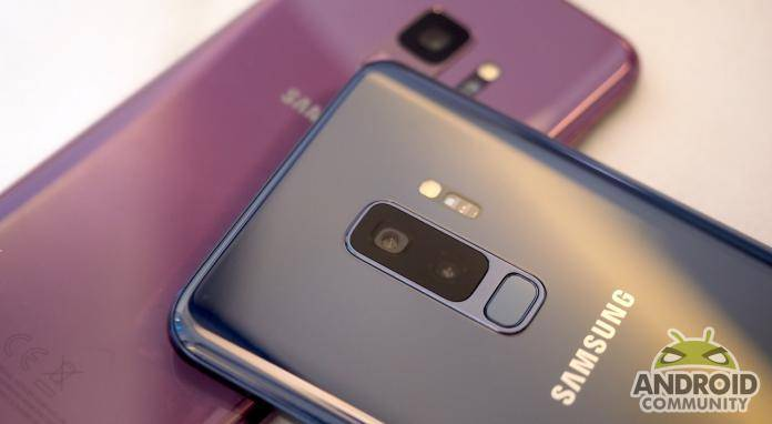 Samsung Galaxy S9 hands-on
