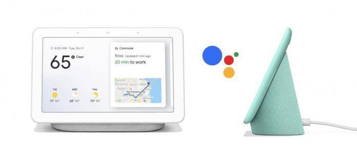 Google Assistant Smart Display Google Home Hub