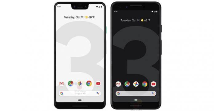 Google Pixel 3 Pixel 3 XL Specs