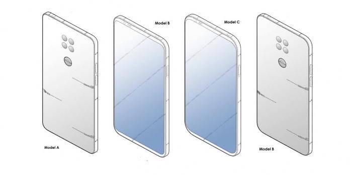 LG Smartphone Design Patent 3