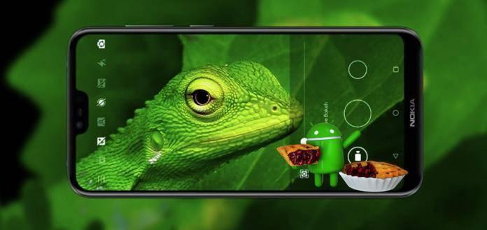 Nokia 6.1 Plus Android 9 Pie