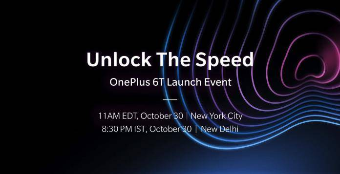 OnePlus 6T Unlock the Speed