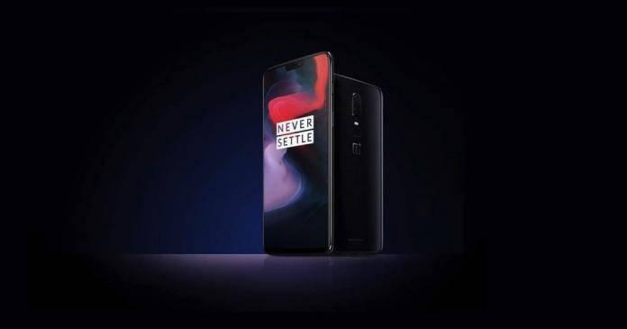 OnePlus 6T in-screen fingerprint sensor