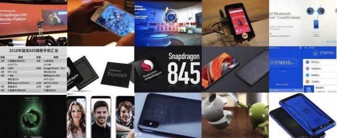 Qualcomm Snapdragon 845 Premium Mobile Processor