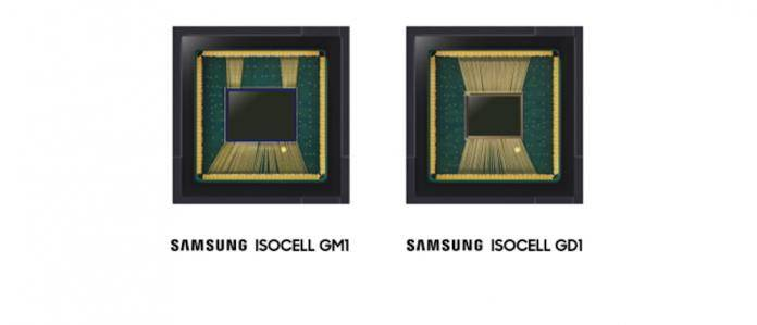Samsung 0.8μm ISOCELL Image Sensors