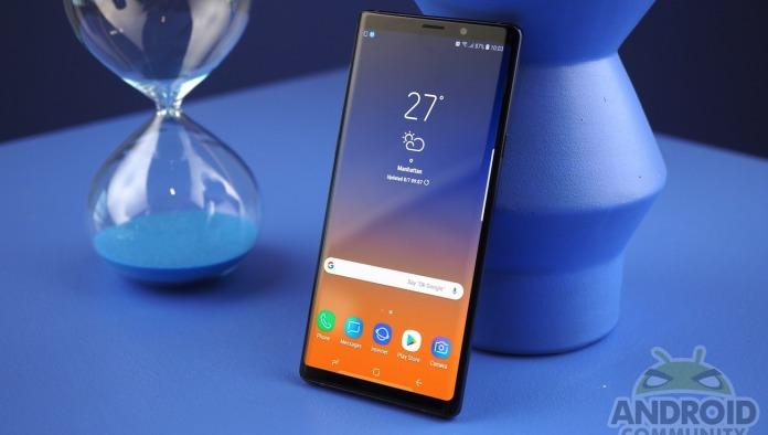 Samsung Galaxy Front-facing Camera